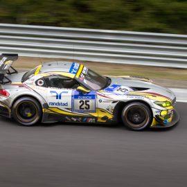 Marc VDS BMW Z4 GT3